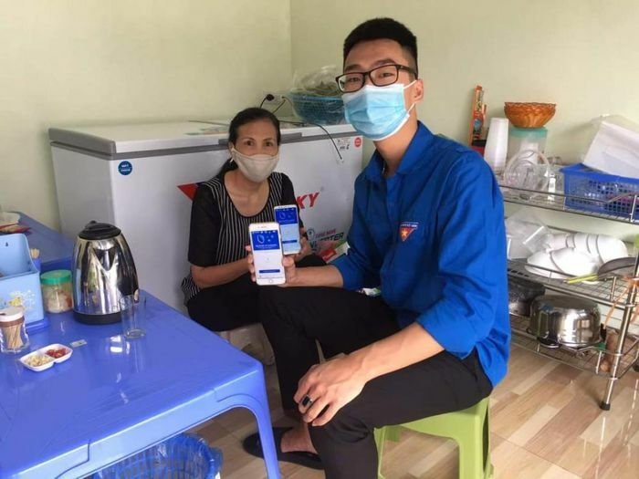 Hà Nội: Tiếp tục tuyên truyền, hướng dẫn người dân cài đặt ứng dụng Bluezone