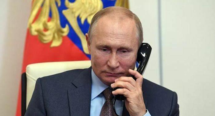 Tổng thống Mỹ Joe Biden lần đầu tiên điện đàm với Tổng thống Nga
