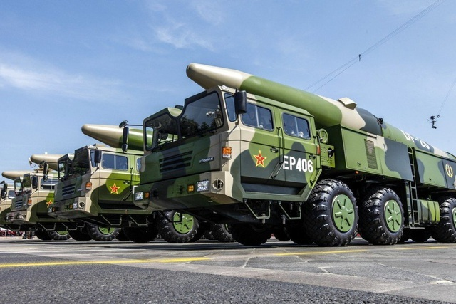 """Trung Quốc có thể """"ngư ông đắc lợi"""" từ hiệp ước hạt nhân Nga – Mỹ"""