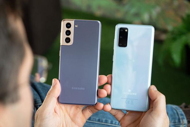"""""""Đá tảng"""" iPhone 12 khiến Samsung mủn lòng với mục tiêu Galaxy S21?"""