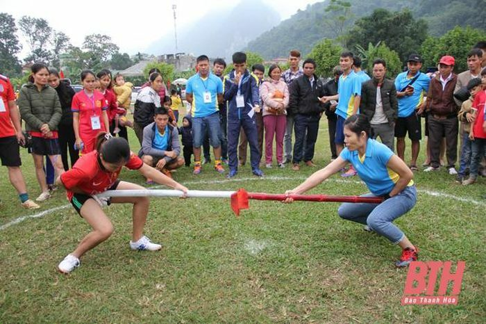 Bảo tồn các môn thể thao dân tộc, trò chơi, trò diễn khu vực miền núi xứ Thanh