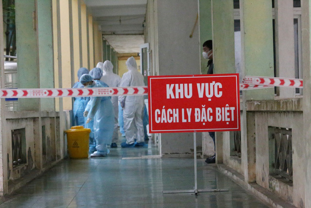 Hà Nội cách ly 24 người tiếp xúc gần nữ công nhân Hải Dương mắc COVID-19 khi sang Nhật