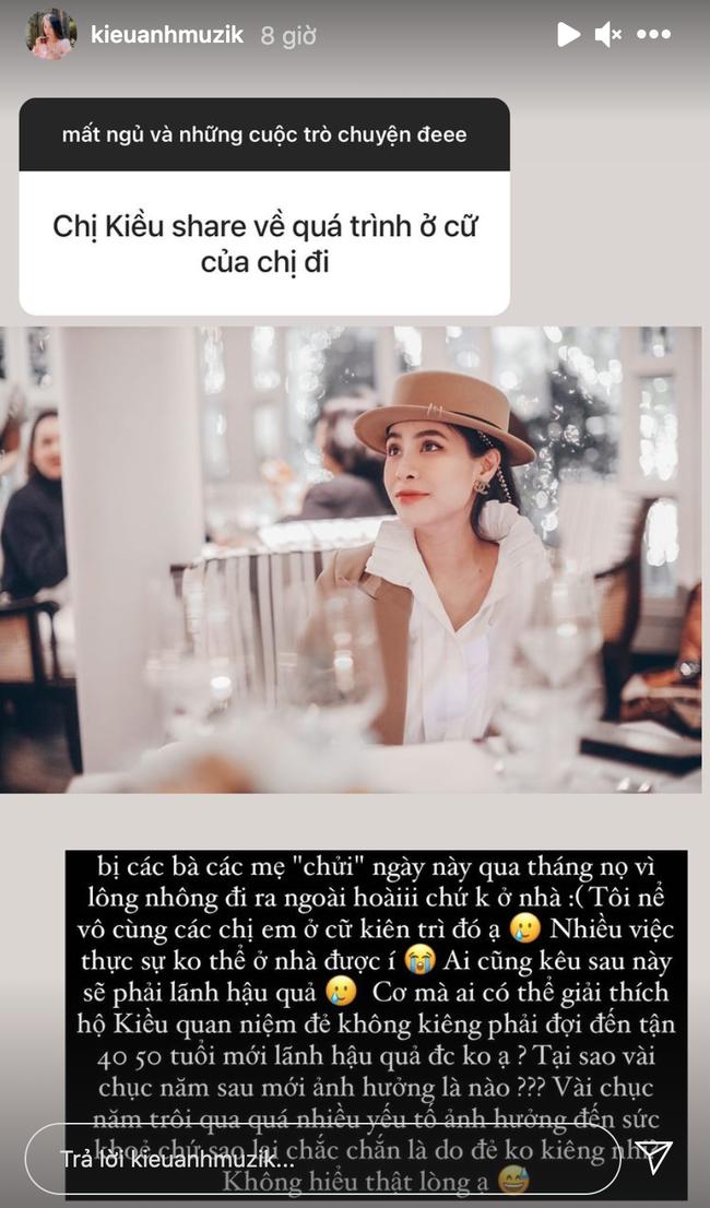 """Con dâu cô Văn Thùy Dương tiết lộ bị các bà các mẹ """"chửi"""" suốt ngày trong lúc ở cữ vì một lý do"""