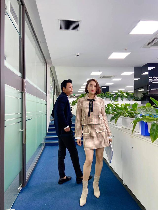 """Hồng Diễm thay Minh Châu gửi lời """"thương anh"""" đến Kiên (Hồng Đăng)"""