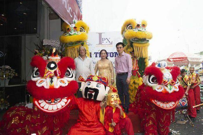 Gốm sứ Minh Long khai trương đại lý tại TP.HCM và Ninh Bình
