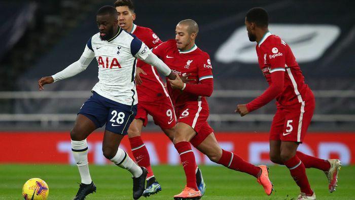 Tottenham 0-0 Liverpool: Đôi công hấp dẫn (H1)