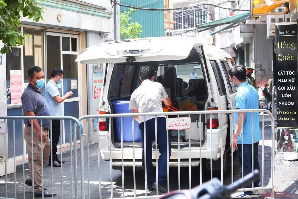 Thêm 1 bệnh nhân nhiễm COVID-19 ở Hà Nội có liên quan đến vùng dịch Hải Dương