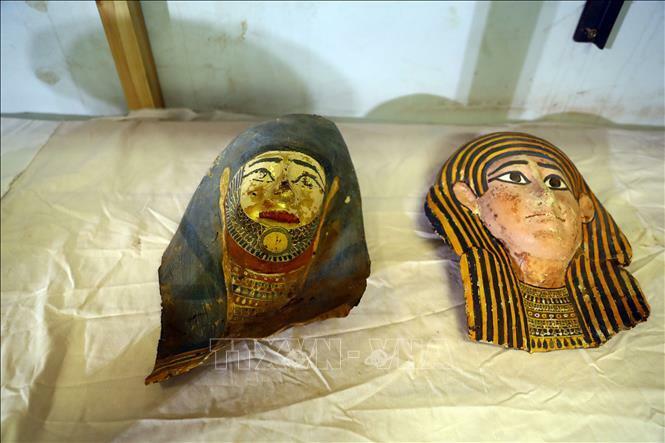 Mỹ trả lại cho Ai Cập 5.000 cổ vật