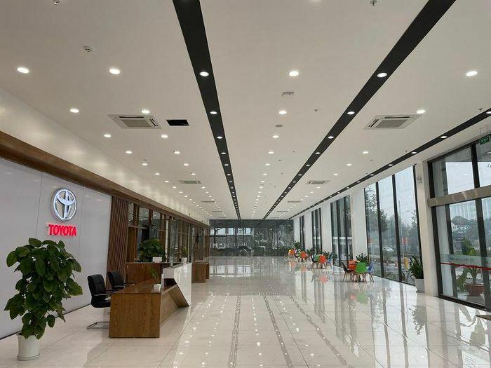 Toyota mở thêm đại lý ở Lào Cai