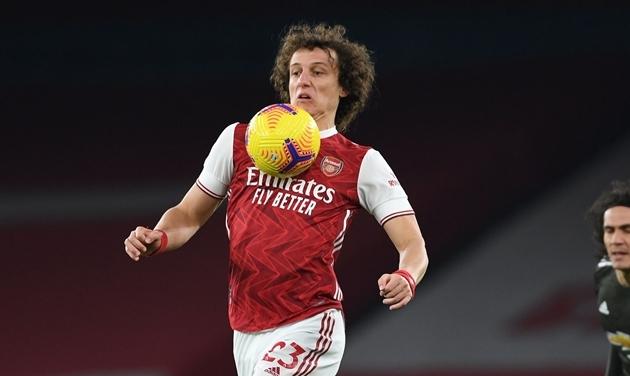 David Luiz cảnh báo các đồng đội sau trận hòa trước Man Utd