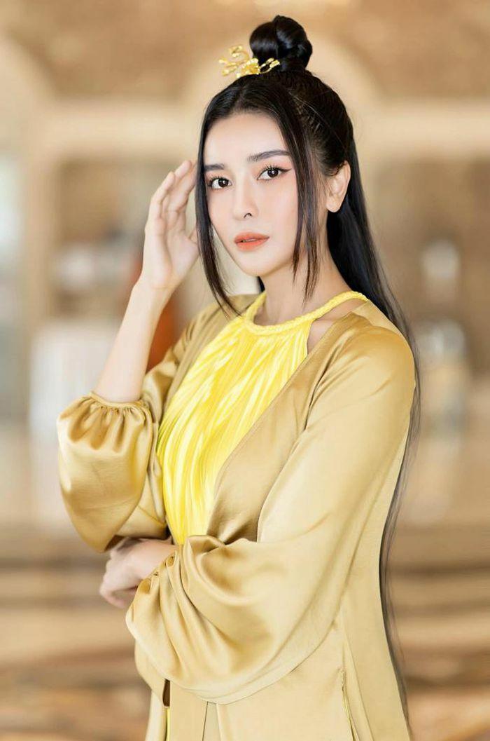Diễn viên Cao Thái Hà lo cho hai nàng Kiều gặp dịch Covid-19