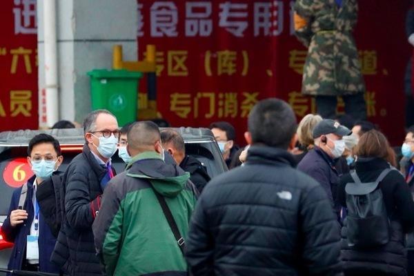 Chuyên gia người Việt cùng đoàn WHO tới chợ Vũ Hán điều tra nguồn gốc Covid-19