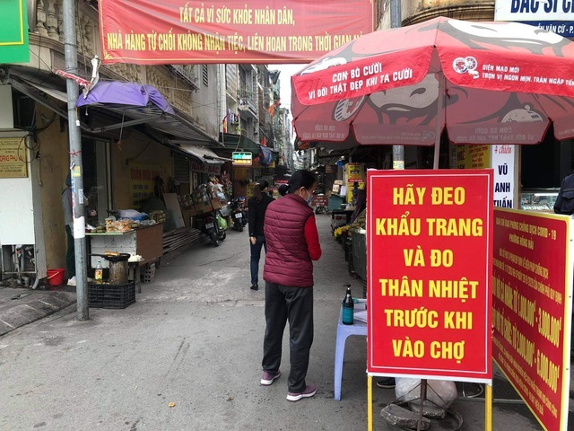 Ca nghi mắc Covid-19 tại phường Cao Thắng, TP Hạ Long