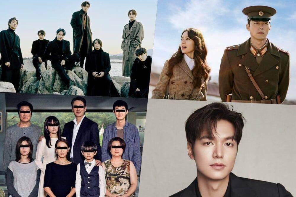 Khảo sát nước ngoài: Đâu là nhóm nhạc, phim và nghệ sĩ đình đám nhất Hàn Quốc