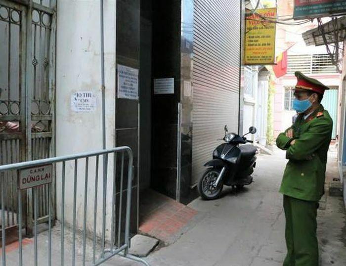 Những địa điểm mà ca dương tính SARS-CoV-2 ở Cầu Giấy (Hà Nội) đã tới