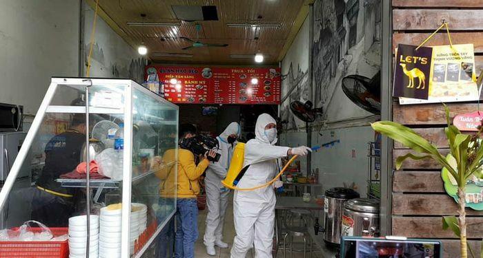 Tình hình dịch COVID-19 tại Quảng Ninh đến chiều 31/1