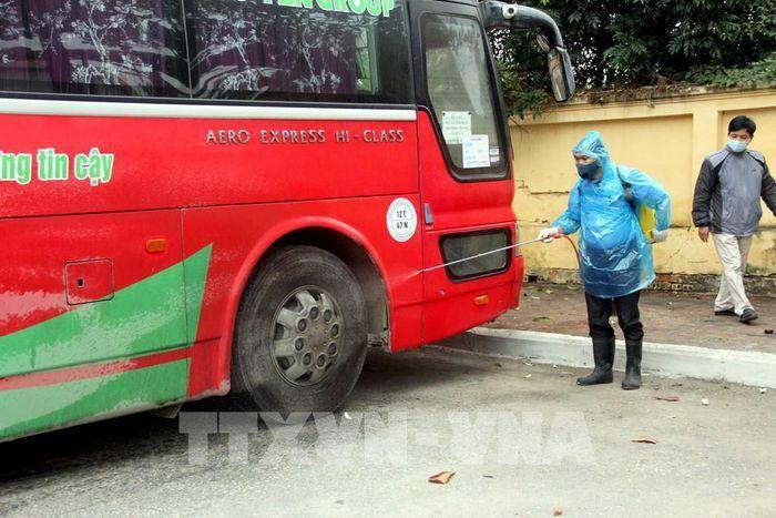Các bến xe, ga tàu trong tỉnh Hải Dương tạm dừng hoạt động