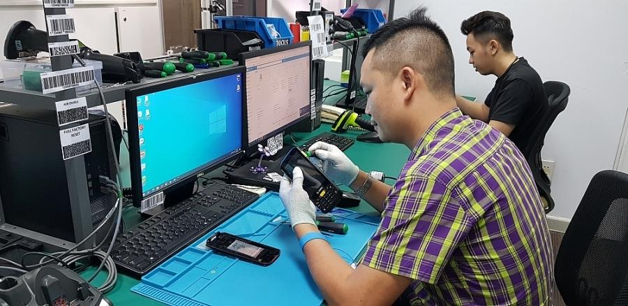 Ra mắt trung tâm dịch vụ bảo hành đầu tiên của Zebra tại Việt Nam