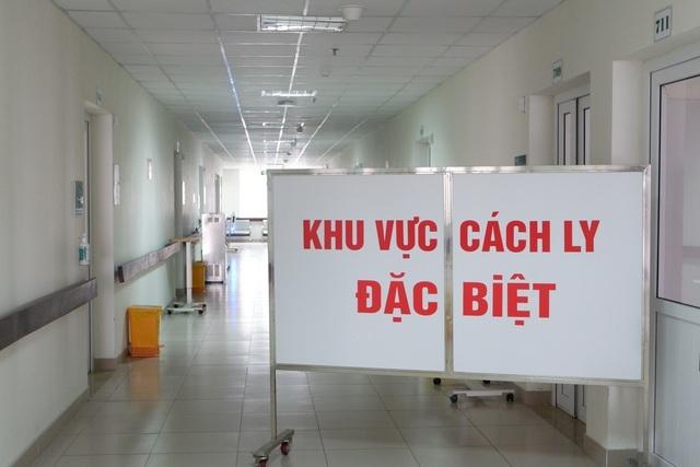 Hà Nội: 1 trường hợp dương tính SARS-CoV-2 tại Nam Từ Liêm