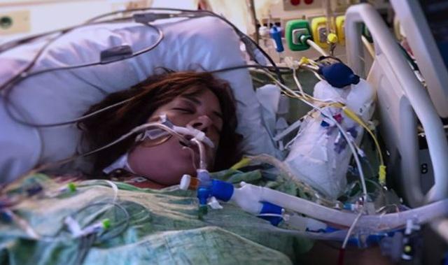 Người phụ nữ tuyên bố có linh cảm về cái chết sau trải nghiệm cận tử