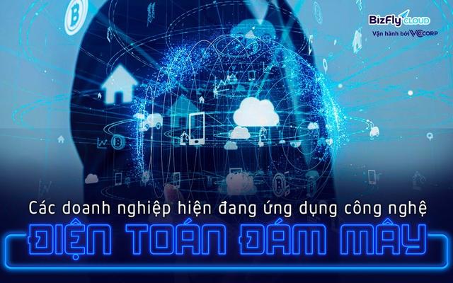 Ứng dụng điện toán đám mây trong doanh nghiệp Việt – Những tên tuổi gặt hái thành công mạnh mẽ