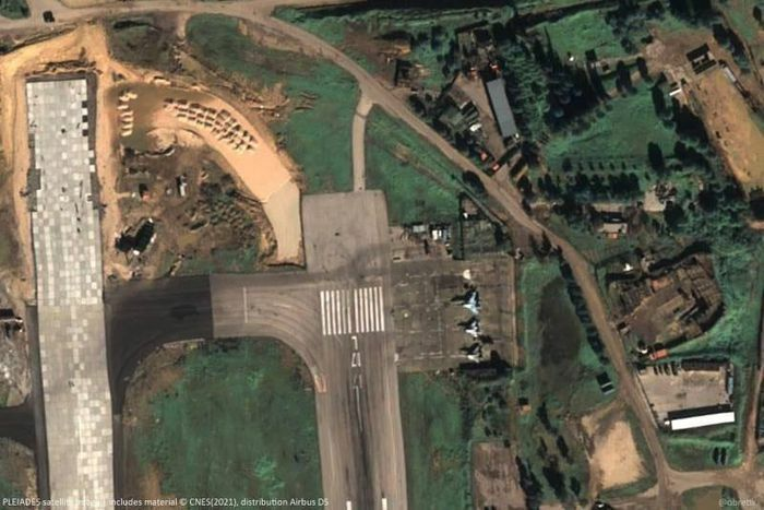 Căn cứ không quân Khmeimim có thể sắp tiếp nhận máy bay ném bom Tu-22M3