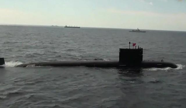 """Thủy thủ tàu ngầm Trung Quốc ở Biển Đông """"bị rối loạn tâm lý"""""""