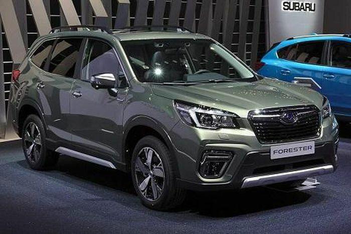 """Subaru lựa chọn """"thượng lưu"""" của giới có tầm"""