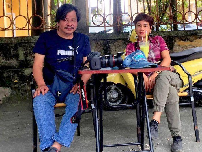 Tản mạn Tuyên Quang: Nữ họa sĩ tình cờ gặp
