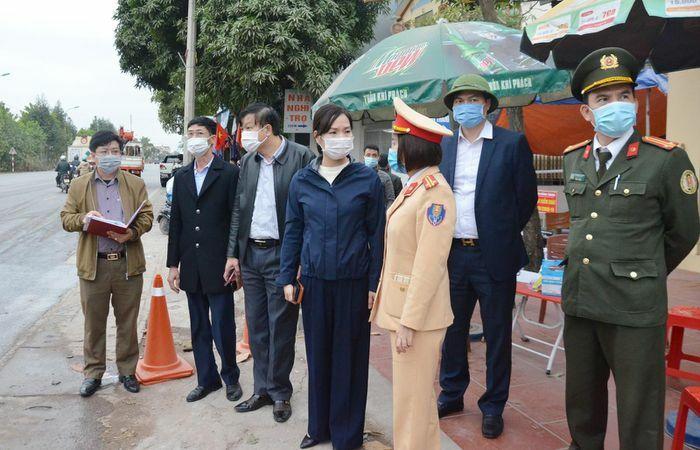 Quảng Ninh lập tổ công tác phản ứng nhanh tại Đông Triều