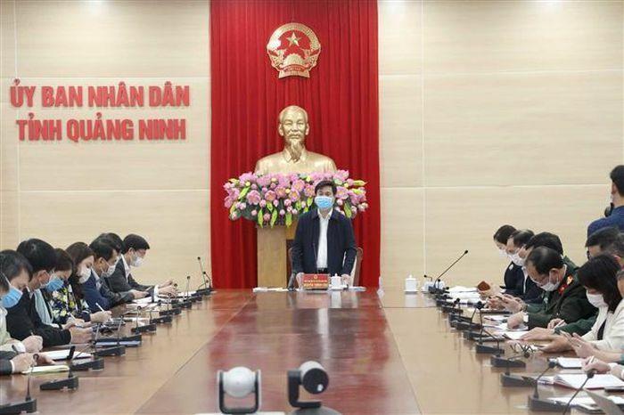 Quảng Ninh thành lập các tổ truy vết COVID-19 đến tận thôn, khu dân cư