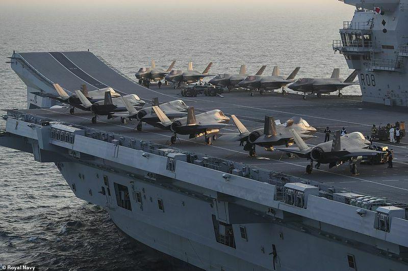"""Anh sẵn sàng gia nhập """"NATO châu Á"""" để đối phó Trung Quốc"""