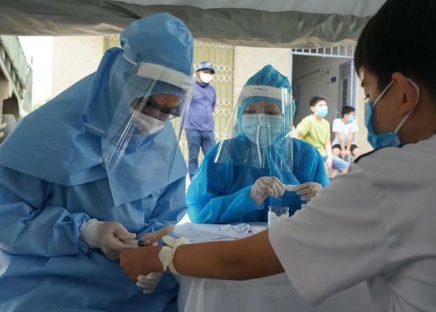 Quảng Ninh: Thêm 10 ca nghi nhiễm COVID-19 trong cộng đồng