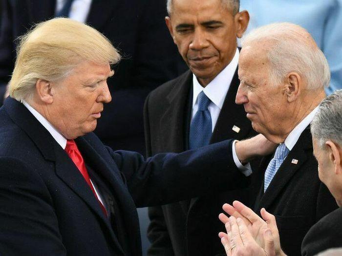 """Ủng hộ luận tội, nhưng ông Biden nghĩ ông Trump sẽ """"trắng án"""""""