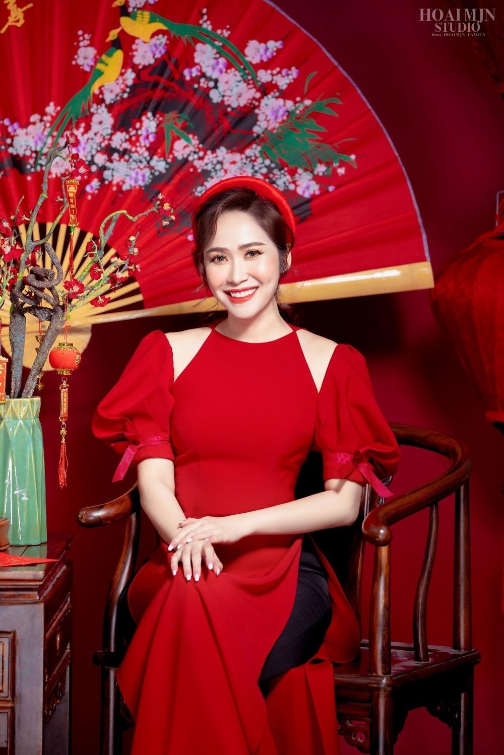 """CEO Thảo Nguyễn – """"Ngày Tết, mặc chiếc áo dài để tôn giá trị cội nguồn"""""""