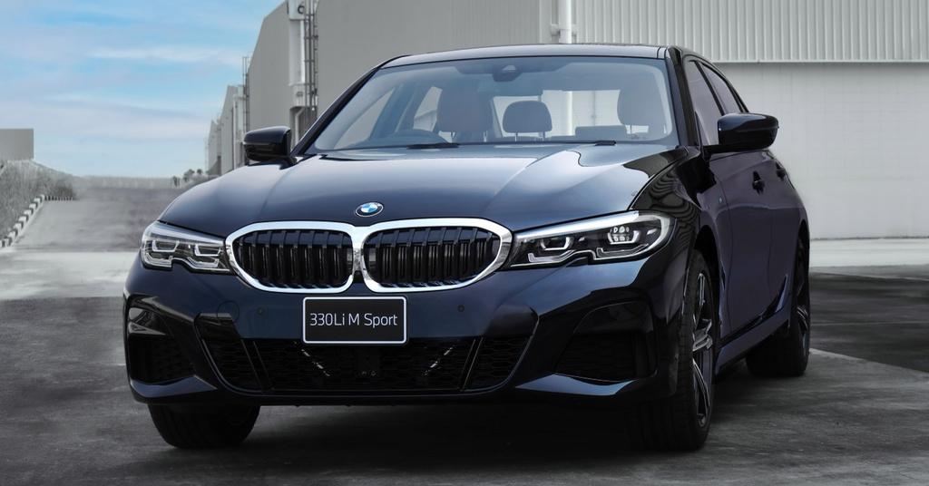 BMW 3-Series Gran Sedan được ra mắt tại Thái Lan, giá 96.961 USD