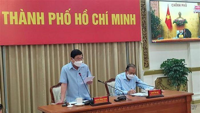 TP.HCM kiểm tra khai báo y tế của người đến Thành phố sau Tết