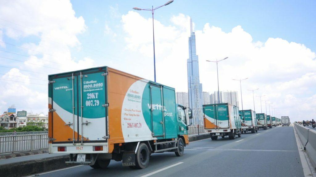 Viettel Post đảm bảo lưu thoát hàng hóa dịp cao điểm cuối năm