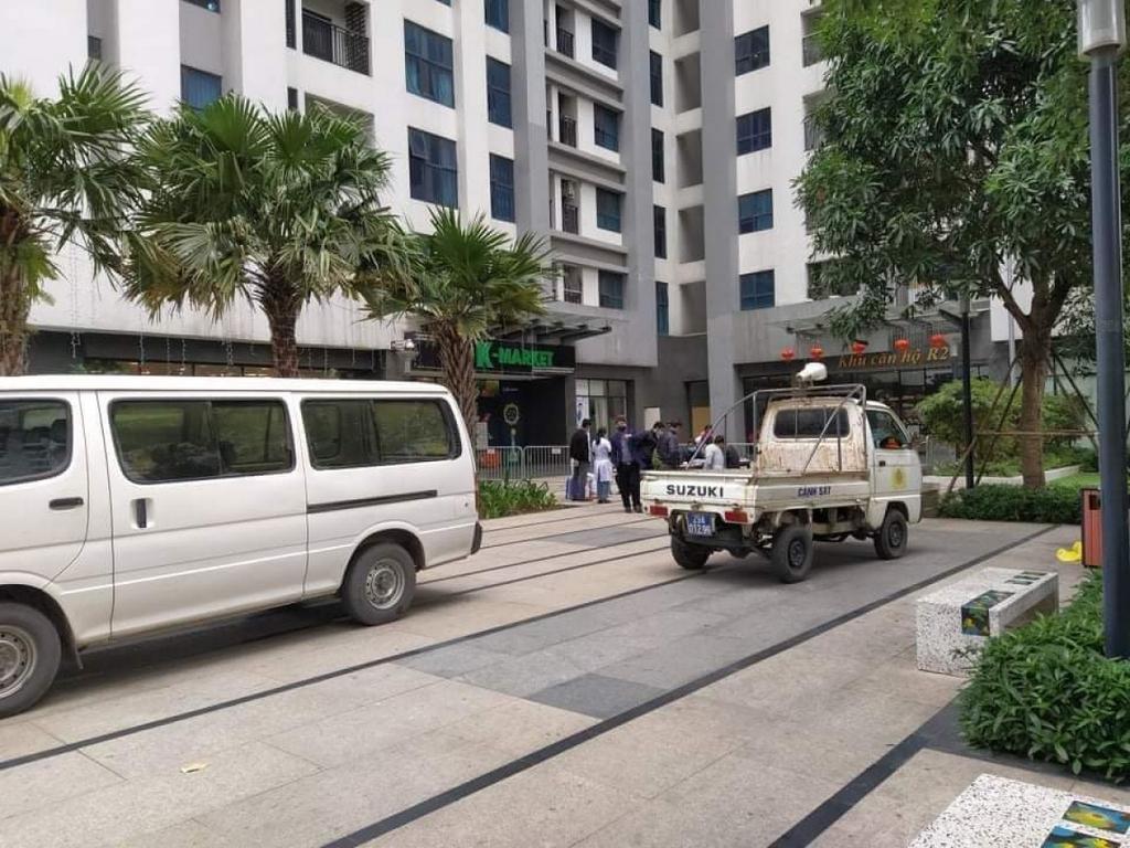 Một người đàn ông người Hàn Quốc tử vong, chung cư Goldmark City bị phong tỏa