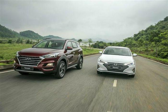 Thị trường ô tô Việt sụt giảm mạnh doanh số trong tháng đầu năm 2021