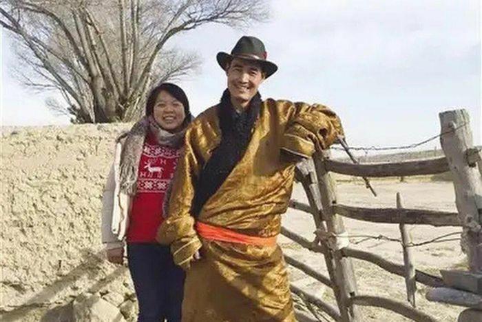 Tiết lộ gây sốc của phóng viên Trung Quốc bị chồng bạo hành nhiều năm