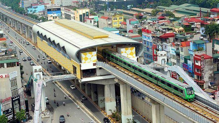Dự án đường sắt đô thị Cát Linh – Hà Đông bước vào giai đoạn bàn giao