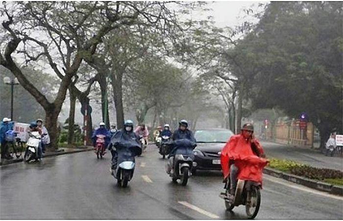 Dự báo thời tiết hôm nay ngày 27/2/2021: Miền Bắc ngày có mưa, trời chuyển lạnh