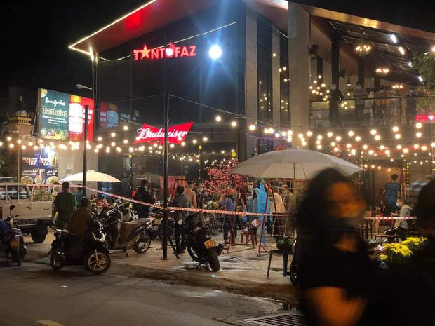 Khẩn: Những người từng đến quán TantoFaz ở TP. Thủ Đức cần liên hệ ngay cơ quan y tế