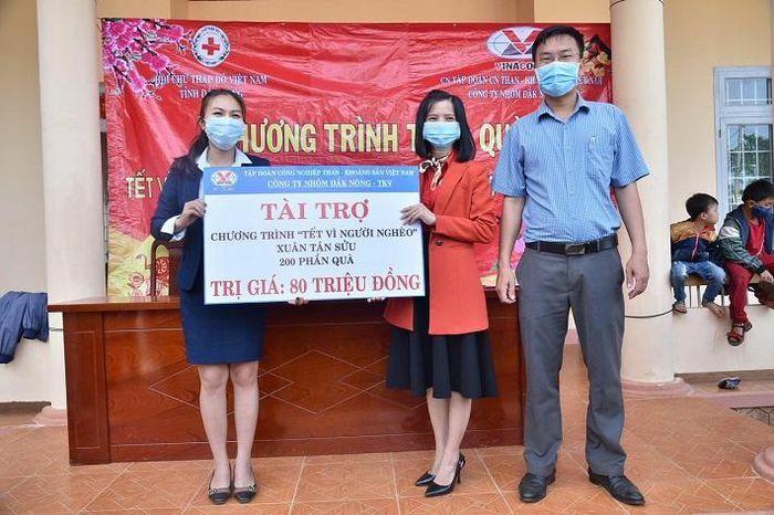 Công ty Nhôm Đắk Nông: Vì một cái Tết trọn vẹn niềm vui