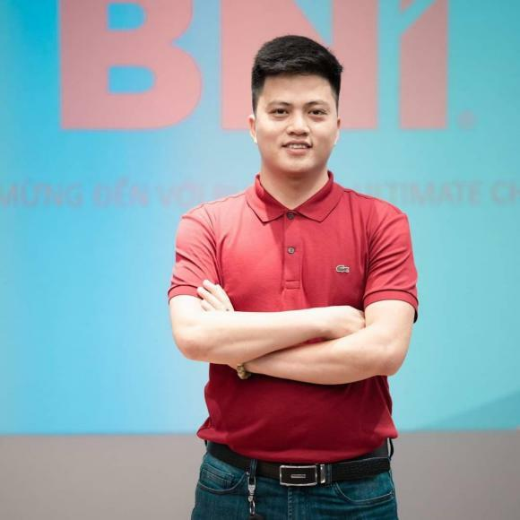"""CEO Chu Quang Huy: """"Làm gì khi bạn không sinh ra ở vạch đích?"""""""