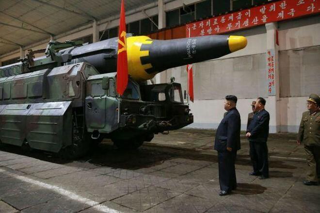 Mỹ khẳng định vẫn coi Triều Tiên là vấn đề ưu tiên hàng đầu