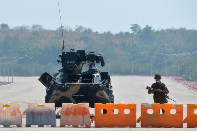 """Chính biến ở Myanmar: Ông Biden chủ động không dùng từ """"đảo chính"""" để tránh gây khó cho Mỹ"""