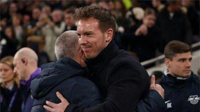 "Tottenham ""chấm"" Nagelsmann nếu sa thải Mourinho"