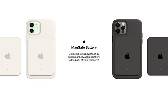 Apple sắp tung loạt phụ kiện hỗ trợ Magsafe cho iPhone 12?
